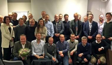 Årsmøte for Milton Larvik SK 2016